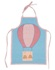 Turquaz Blue Balloon Apron
